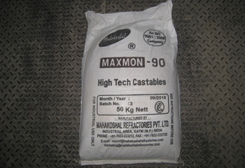 Low cement castables