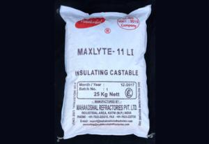 Insulating Castables Maxlyte-11 LI
