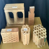 High alumina bricks & tiles
